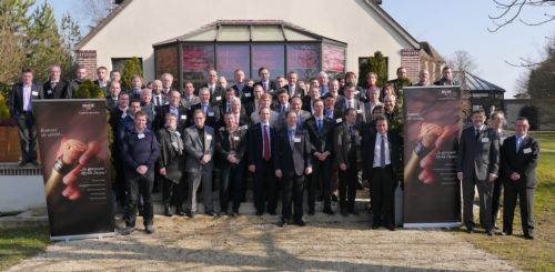Rendezvous Mytik Diam in Epernay: 'Politics and Viticulture'