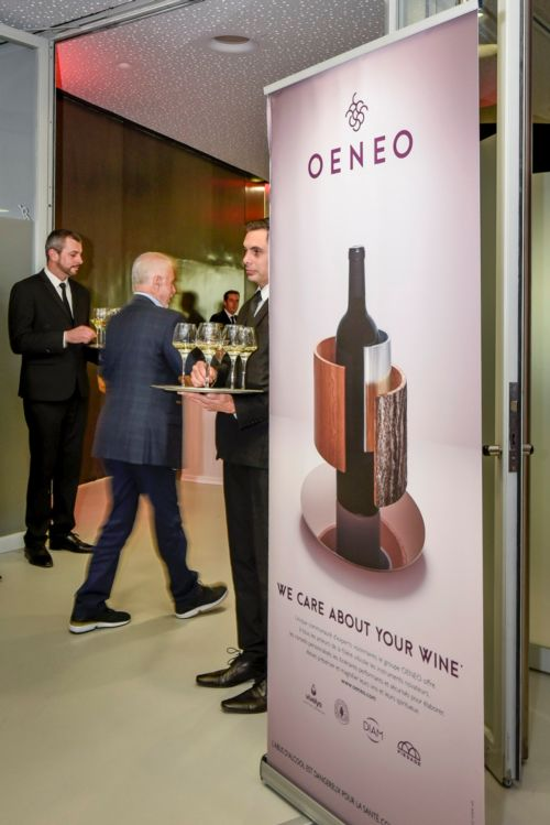 Oeneo evening during the unmissable Vinitech trade show in Bordeaux