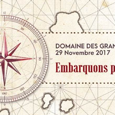 Oeneo evening at Domaine des Grands Chais
