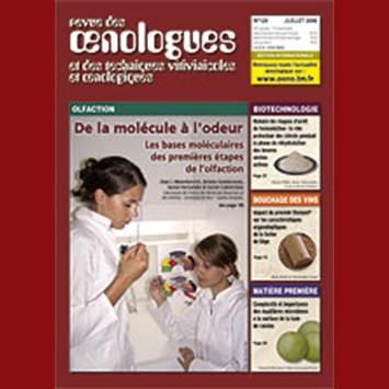 FRANCE - Revue des Œnologues n°120 -  DIAMANT® process