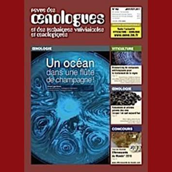 FRANCE - Revue des Œnologues n°161 - Technical corks