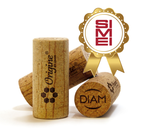 A new prize for Origine by Diam® cork !