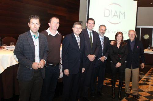 Jornada DIAM 2013 (Spain)