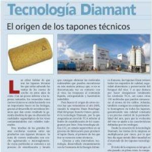 ESPAÑA - Europa cork : Tecnología DIAMANT